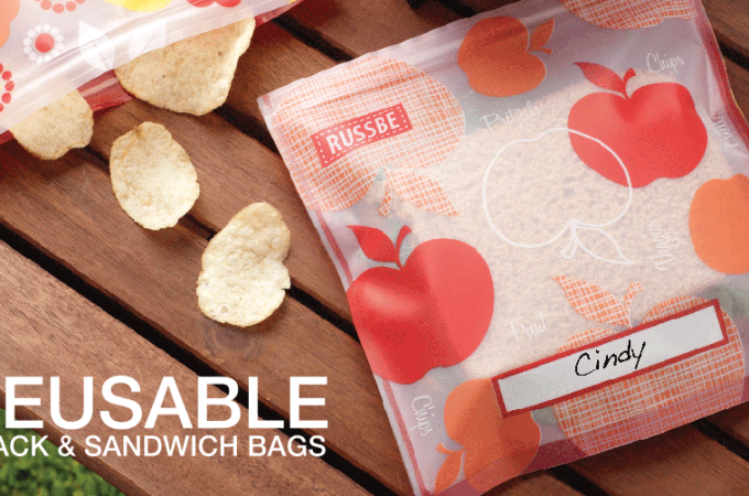 Lunch Packer – Russbe Bags {Giveaway!}
