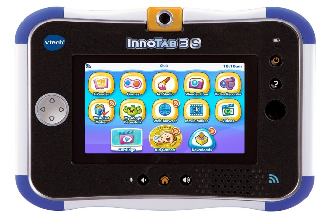 InnoTab 3 Plus Learning Tablet {Review & GIVEAWAY}