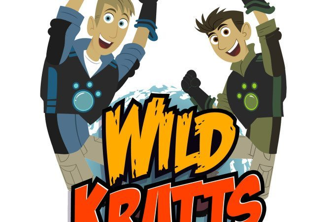 Wild Kratts – On the Screen and Living at My House