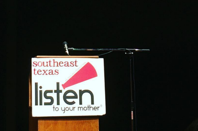 In The Audience at Listen To Your Mother