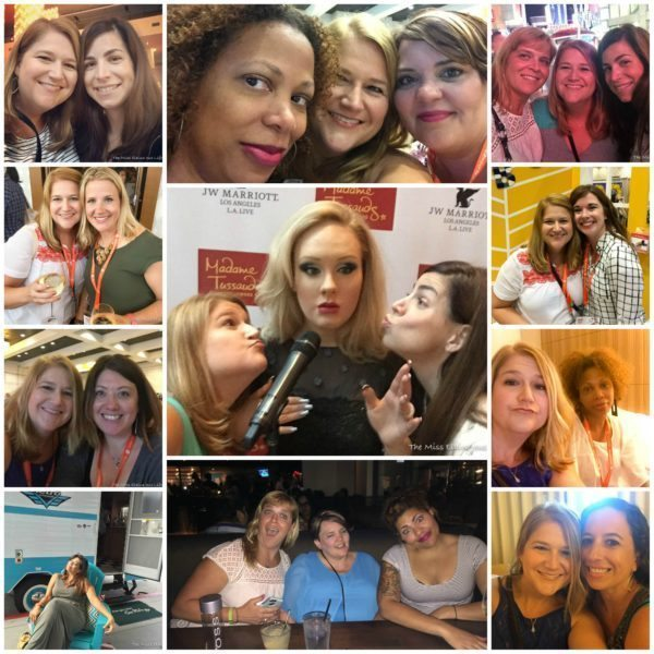 BlogHer '16 Friends Collage