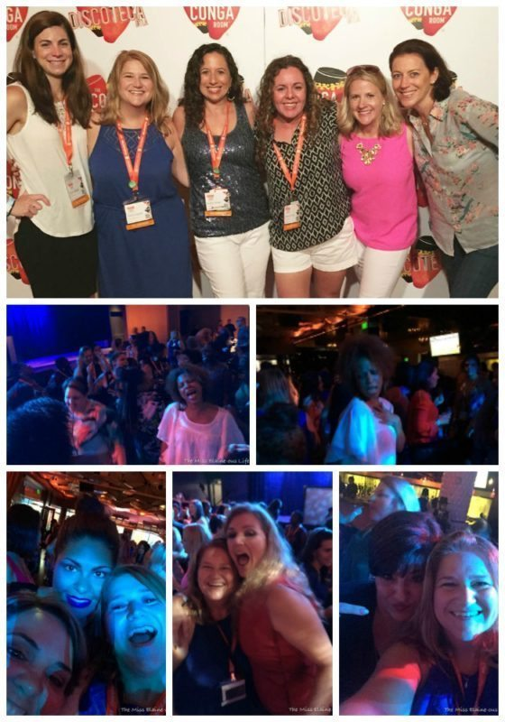 BlogHer '16 Party Collage