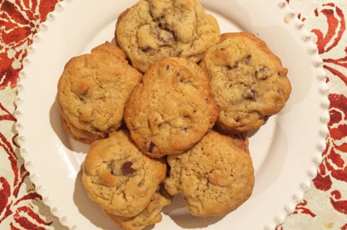 Chocolate Chip Cookies? Why Yes, Thank You!